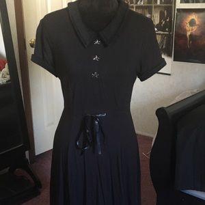 Killstar Doom Dress in Black